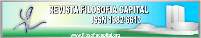 Revista Filosofia Capital - ISSN 1982-6613